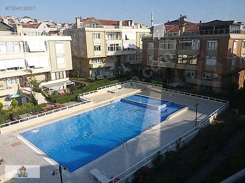 Büyükçekmece Acil Satılık Yüzme Havuzlu Daire Demir...