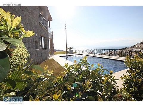 Gümüşlük Koyunbaba'da Sıfır Özel Havuzlu Villa