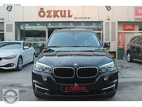 2014 BMW X5 XDRİVE PREMİUM PAKET 104.000 KM'DE...
