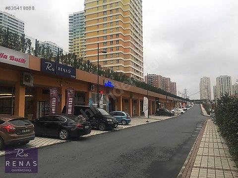 Ispartakule Bahçeşehir İçi Yapılı Kiralık Dükkan...