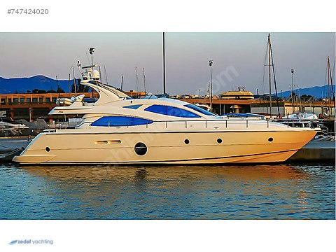 2006 AICON 64 FLY | 550.000€ | ZEDEF YACHTING