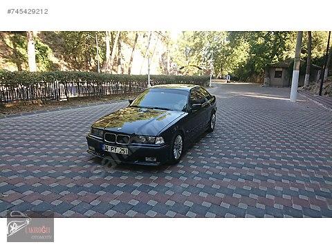1996 BMW 320 Cİ HASAR KAYITSIZ