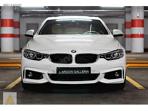 ARGON's 2017 BMW 4.18İ GRAN COUPE MPLUS 42.000KM...
