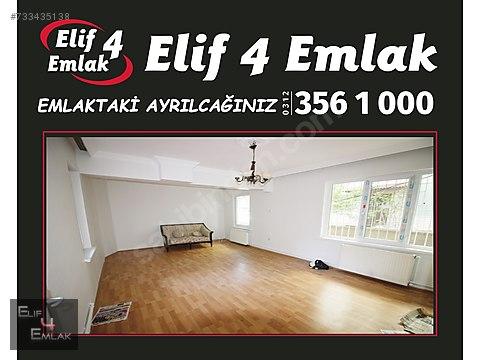 ELİF 4'TEN TEPEBAŞI GÖBEKTE KİRALIK 2+1 DAİRE 600...