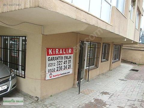 Mecidiyeköy Ortaklar Caddesi Pareleli Köşe Bahçeli...