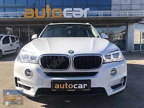 AUTOCAR 2015 BMW X5 2.5d xDrive Premium CMTVN/HYLT/ELKBGJ