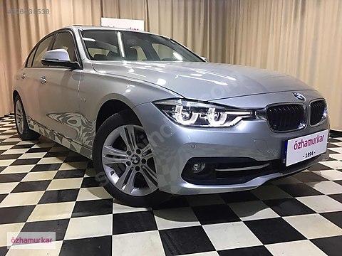 ÖZHAMURKAR-2017 BMW 3 18 İ 1.5 SPORT PLUS 136 HP