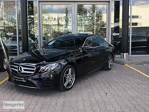 Mercedes-Benz Certified-MENGERLER Ankara 2017 Model...