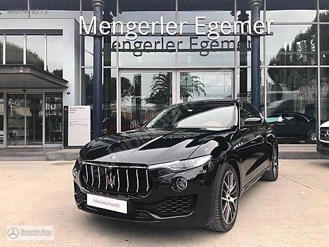 Mengerler Egemer - 2016 Maserati Levante 3.0 D...