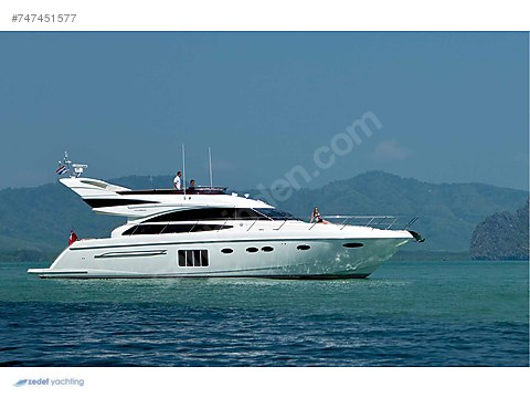 2013 PRINCESS 64 FLY | 1.050.000€ | ZEDEF YACHTING
