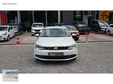 OPAL OTOMOTİV'DEN 2014 MODEL VW JETTA 1.6TDİ TRENDLİNE...