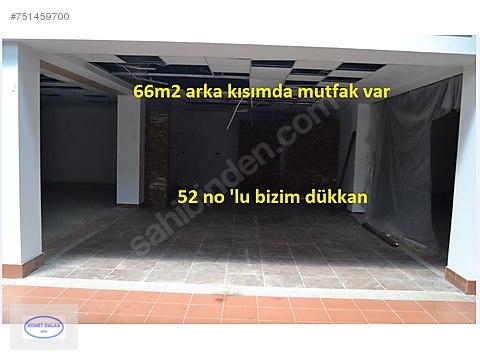 Bahçeşehir 2.kısımda avmde 66 m2 dükkan, 83m2 arsa...