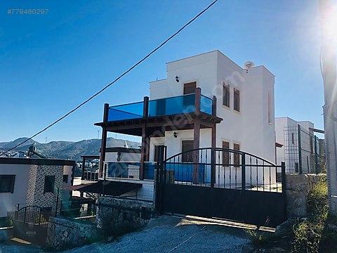 Bodrum Gümüşlük'te Satılık Müstakil Villa