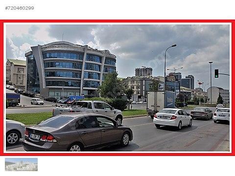 Harika Lokasyonda Resepsiyonlu ŞIK PLAZADA OFİS...