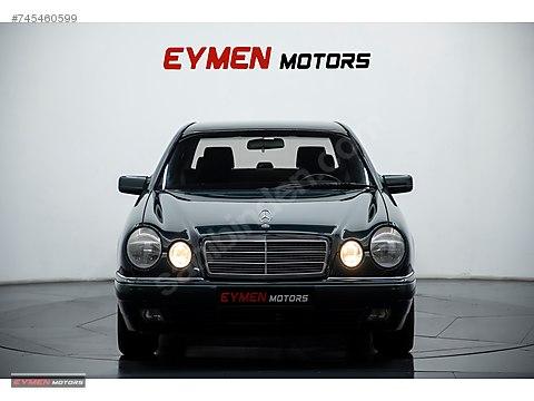 EYMEN MOTORS 1997 MODEL KLİMALI 34.000KM E200