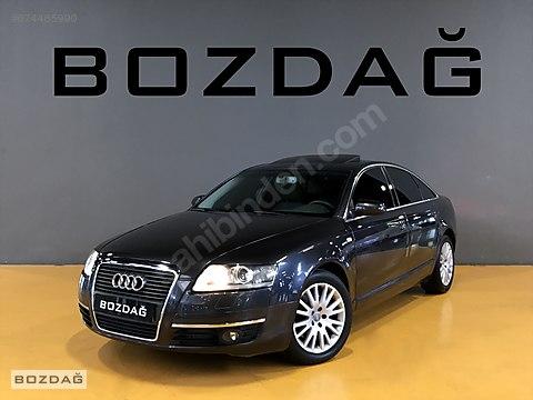 BOZDAĞ'dan BAKIMLI MASRAFSIZ 2008 AUDI A6 2.0 TDI...