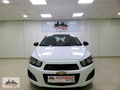 ADRESS AUTO'dan 2012 AVEO 1.3 LS ~BOYASIZ~TR TEK...