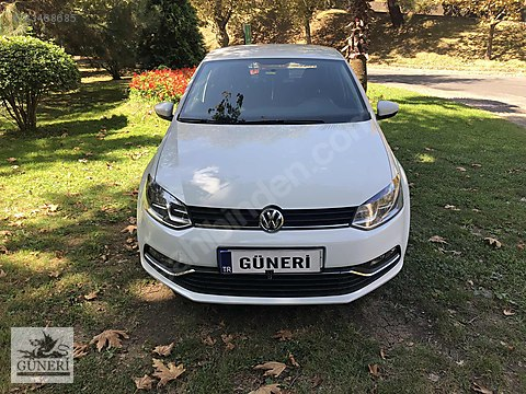 2017 VW Polo 1.4 TDI Comfortlıne Dizel Otomatik...