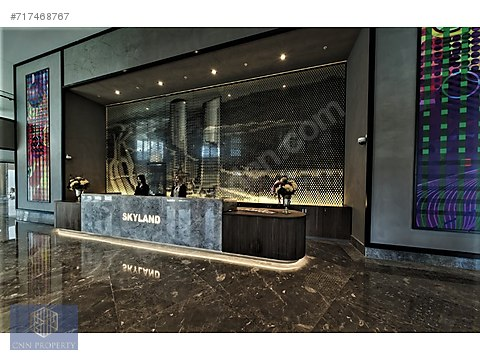 SKYLAND Yüksek Kat Vadi Manzaralı Luxury Residence...