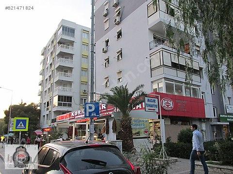 Bornova Özkanlar Migros Yanı Cadde Üzeri 3+1 130...