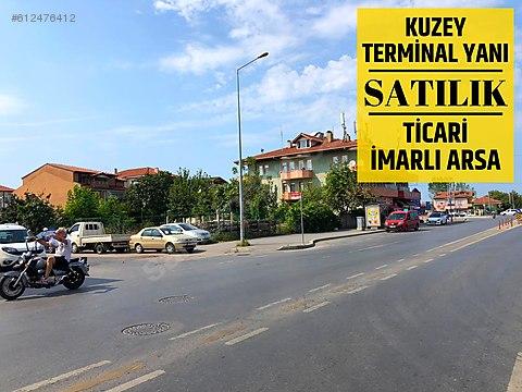 RUHSATI ALINMIŞ TİCARİ ARSA!!!