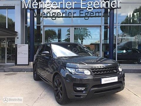 Mengerler Egemer - Range Rover Sport 3.0 SDV6 HSE