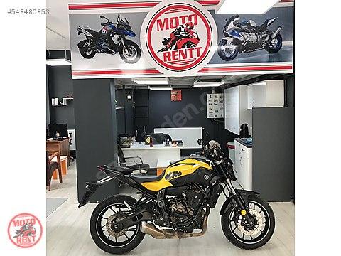 MOTORENTT'DE KİRALIK MT07 PCX AFRİCA GS R25 NMAX...