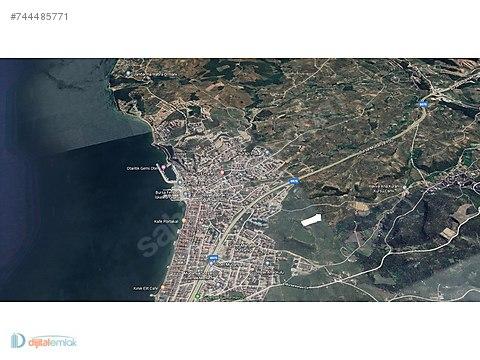 Mudanya'da İmar Sınırı deniz ve Doğa Manzaralı...