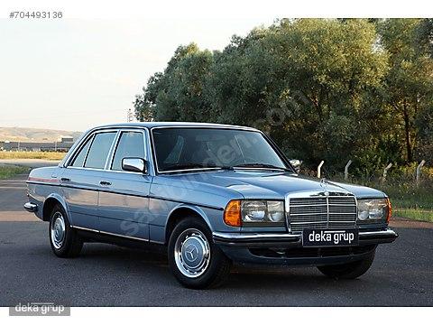 1985 Mercedes-Benz W123 280 E - 175.000 KM'de