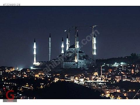 للبيع FOR SALE ÇAMLICA CAMİ KARŞISI SATILIK 547...