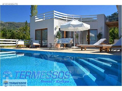 Satılık Doğa ve Deniz manzaralı Lüks Villa #163496476