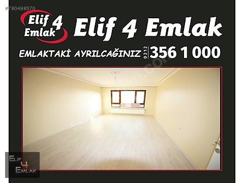 ELİF 4 EMLAK'TAN PINARBAŞI MAH ASANSÖRLÜ FULL YAPILI...