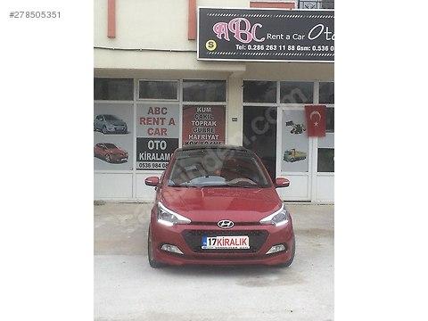 ABC RENT A CAR ÇANAKKALE 0536 984...