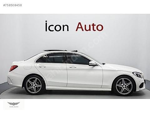 İCON AUTO - HATASIZ -BEYAZ - AMG -CAM TAVAN -F1...