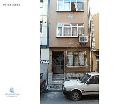 N.KAYA EMLAK-SATILIK MEVKİ YERDE FULL YAPILI 1+1...