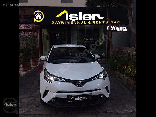 Toyota C Hr Sahibinden >> İŞLER RENT A CAR