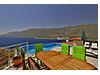 Kaş yarımadasında muhteşem deniz manzaralı villa  #170526249