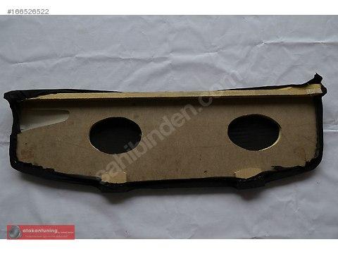 Tofaş Marka Araçlar İçin Arka Cam Altı 2'li MDF Pandizot #166526522