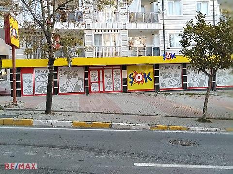 BEYLİKDÜZÜ CADDE ÜZERİ ŞOK MARKET KİRACILI 250...