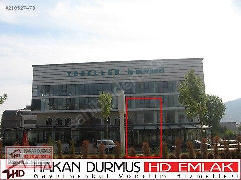 NİLÜFER ORHANELİ YOLU BEŞEVLER KAVŞAĞINDA 300 m2 SIFIR MAĞAZALAR #210527478