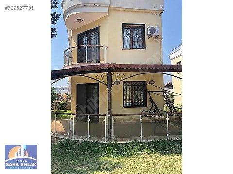 Didim akbükte satılık müstakil villa