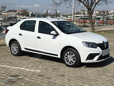 GÜVEN RENT A CAR - 2018 MODEL RENAULT SYMBOLLER...
