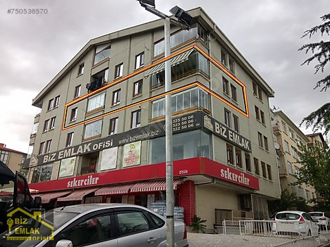 OSMANLI İŞ MERKEZİ GÖBEKTE EMSALSİZ ARA KAT 3+1...