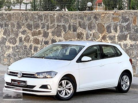 2017 VW POLO 1.0 TSİ COMFORT DSG BOYASIZ 64.000...