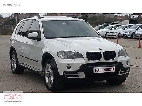 BOYASIZ BMW X5 3.0 d 2009 MD BORUSAN oto ÇIKIŞLI...
