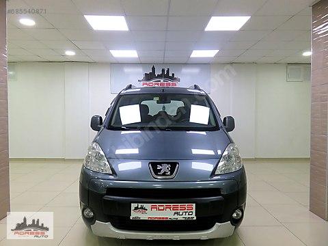 ADRESS AUTO 'dan 2012 PARTNER TEPE 1.6 HDI 82 BİN...