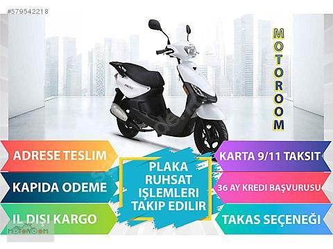 RKS RİCO 50 - KARTA 9 TAKSİT- NAKİTE ÖZEL İNDİRİMLER-...