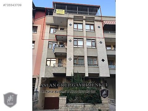 ACİL FİYAT YENİMAHALLE ARAS SOKAK,6+1 ÇİFT TERASLI...