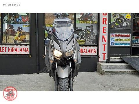 MOTORENTT DEN 2016 MODEL XMAX 250 ABS'Lİ/ABS'SİZ...