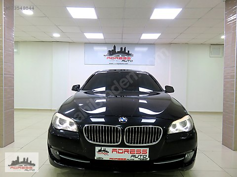 ADRESS AUTO 'dan 2013 BMW 5.20d PREMİUM